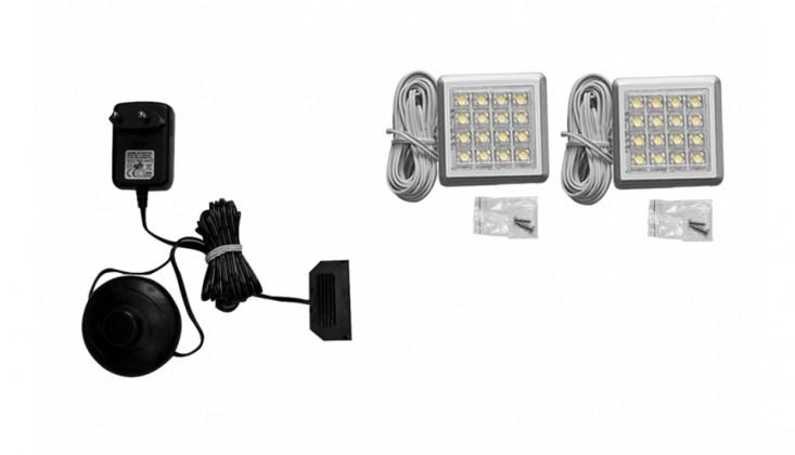 Osvětlení Osvětlení IZLED09-02 (WK01)