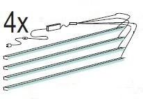 Osvětlení Typ 178 (bílá)