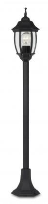 Outdoor - venkovní osvětlení, 60W, E27, 120 cm (černá)