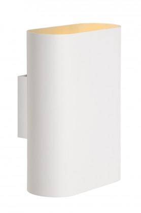 Ovalis - nástěnné osvětlení, 9W, 2xE14 (bílá)