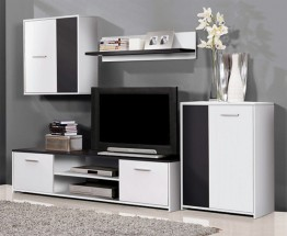 Paco PCOM02-V05(bílá/černá)