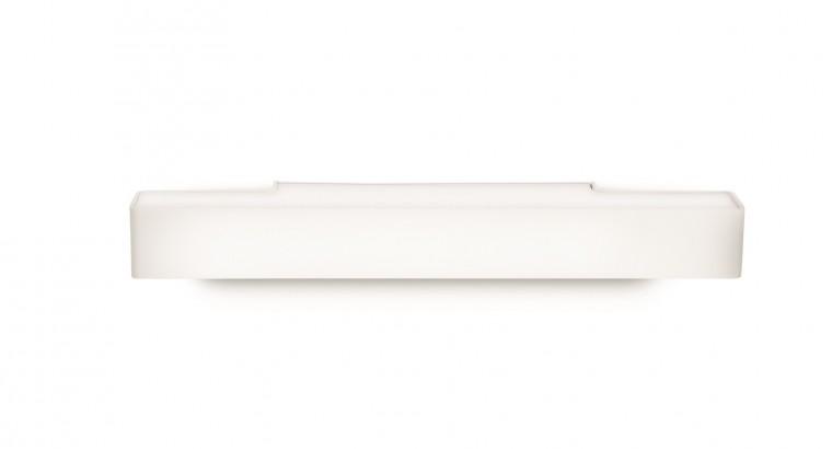 Palermo - Nástěnné osvětlení 2G11, 51cm (bílá)