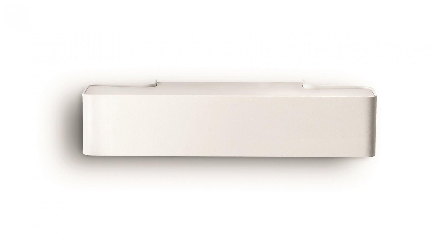 Palermo - Nástěnné osvětlení 2G7, 28,6cm (bílá)