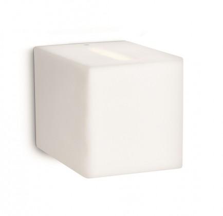 Palermo - Nástěnné osvětlení G9, 7,5cm (bílá)