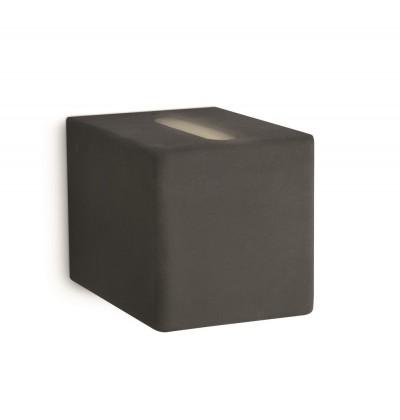 Palermo - Nástěnné osvětlení G9, 7,5cm (černá)