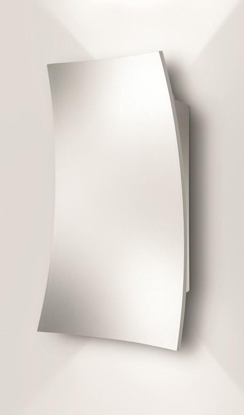 Palermo - Nástěnné osvětlení LED, 12,7cm (bílá)