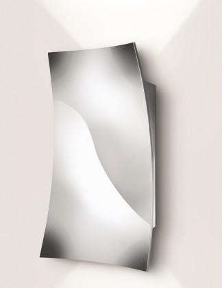 Palermo - Nástěnné osvětlení LED, 12,7cm (lesklý chrom)