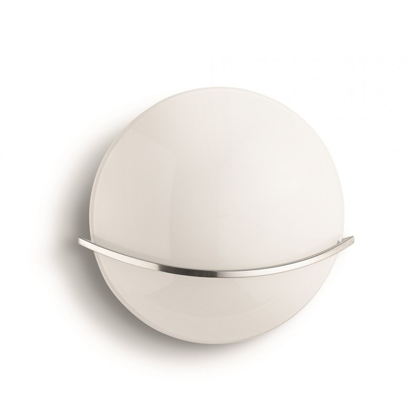 Palermo - Nástěnné osvětlení LED, 15,1cm (bílá)
