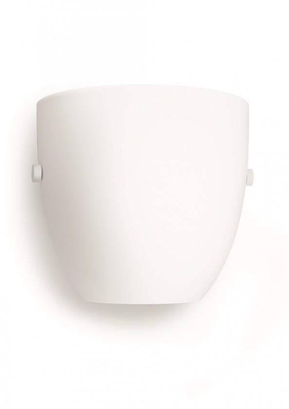 Palermo - Nástěnné osvětlení LED, 15,9cm (bílá)