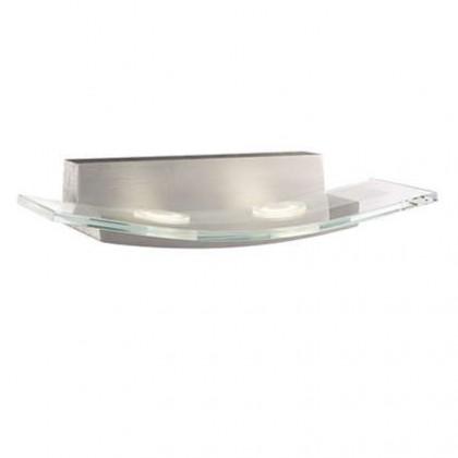 Palermo - Nástěnné osvětlení LED, 32,4cm (hliník)