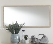 Pamela - Zrcadlo (dub,sklo,chrom)