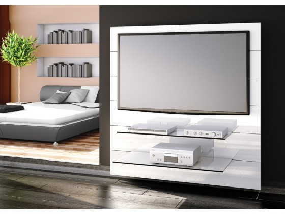 Panorama 2 - TV stolek s držákem