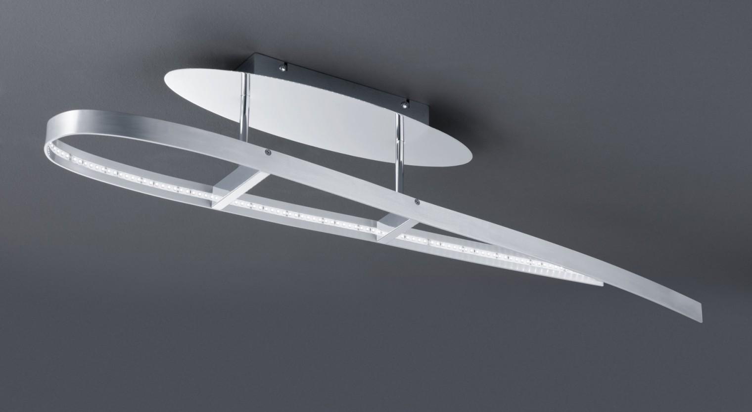Parabol - TR 672712005, LED (stříbrná)