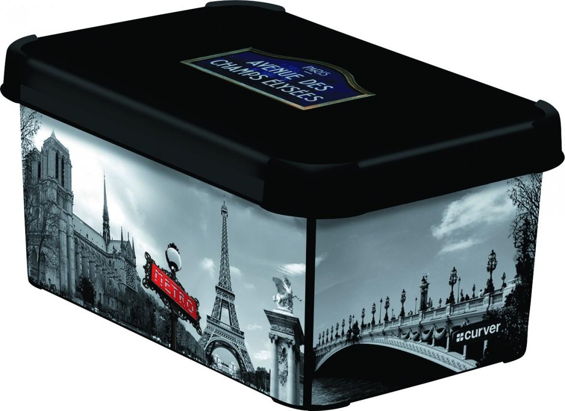 Paris S (plast)