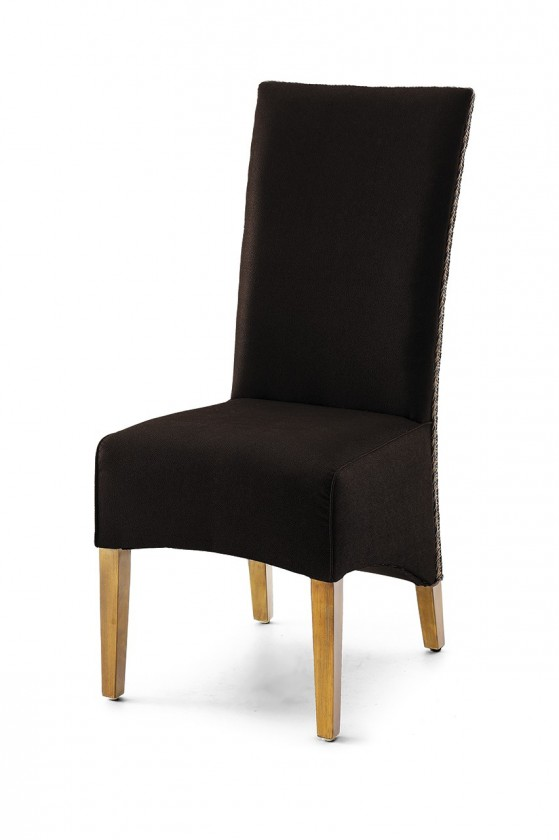 Paris - Židle (hnědá)