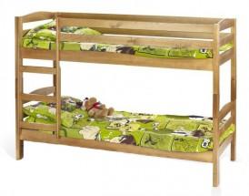 Patrová postel Sam (borovice) - II. jakost