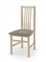 Pawel - Jídelní židle (světle hnědá, dub sonoma)