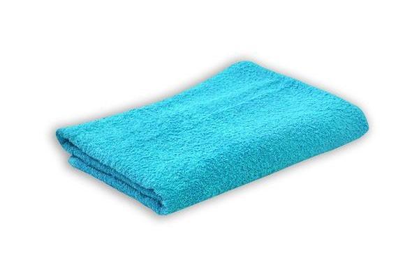 Payo - osuška, 70x140 cm (modrá)