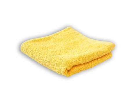 Payo - ručník, 40x70cm (žlutý)