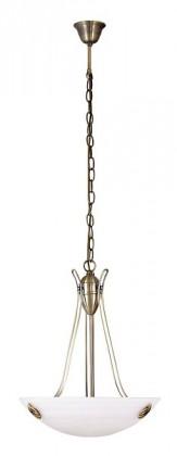 Pearl - Stropní osvětlení, 8527 (bronzová/bílá alabastrová)