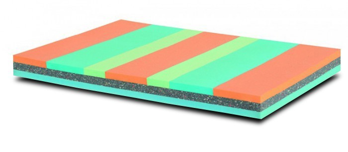 Pěnové Lorelei - matrace (200x160x18)