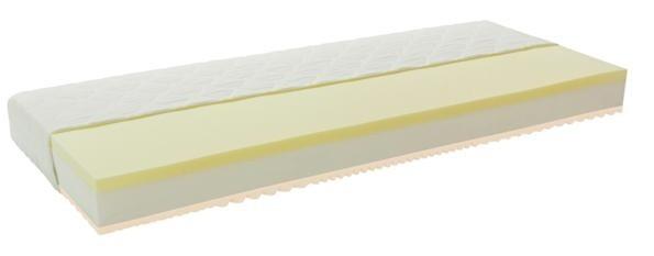 Pěnové Matrace Ema plus masážní profil - 160x200