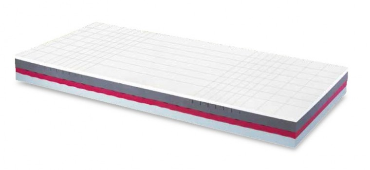 Pěnové Matrace Molly (90x200x18 cm)