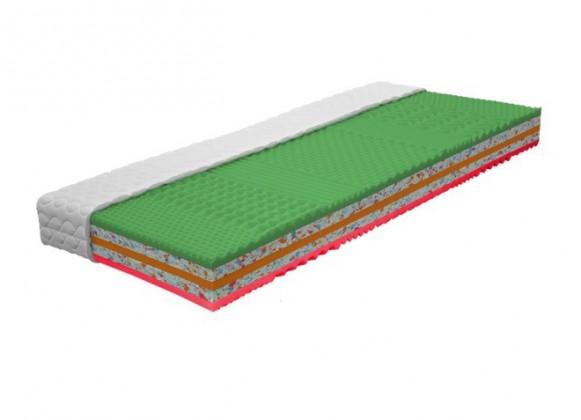 Pěnové Verda XXL - Matrace (200x180x22)