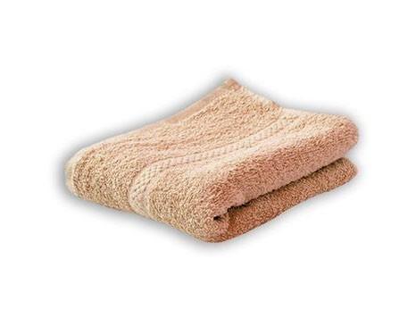 Plana - ručník, 40x70 cm (hnědá)