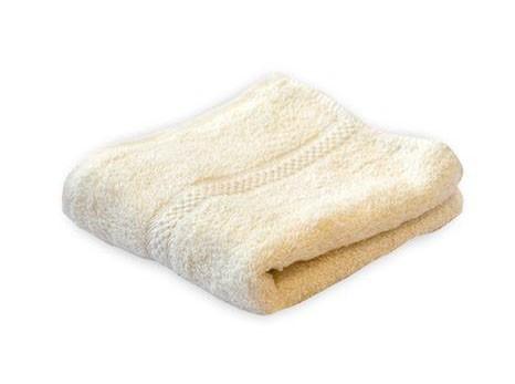 Plana - ručník, 40x70 cm (slonová kost)