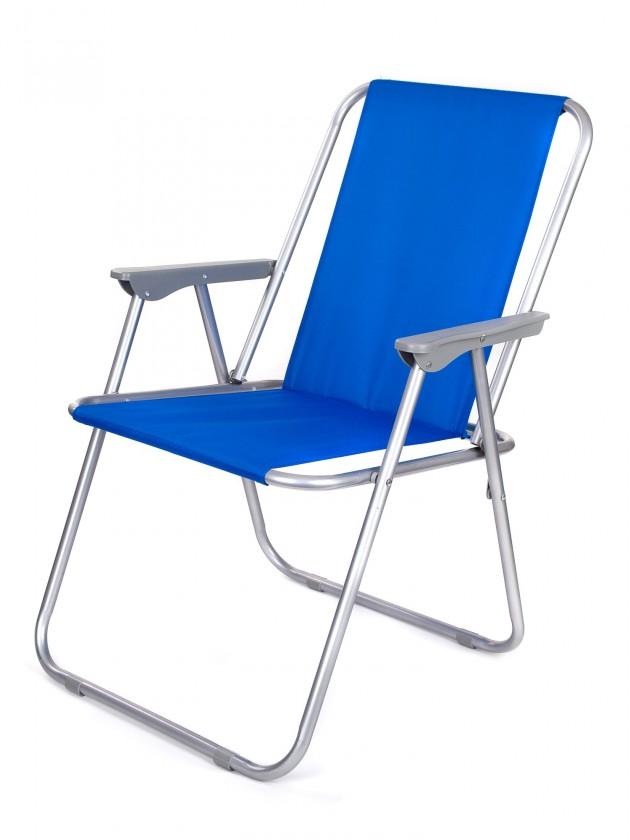 Plážové křesílko (modrá)