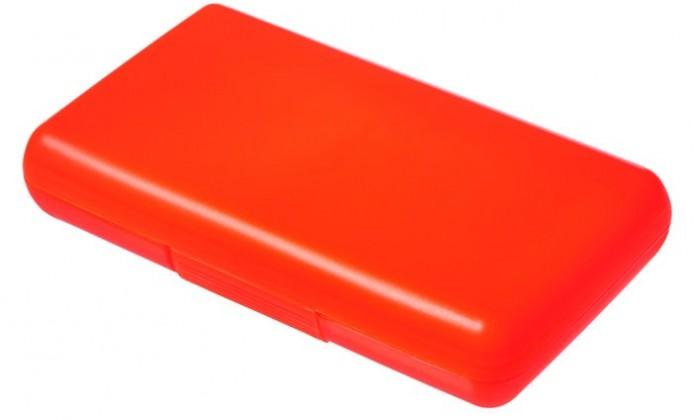 Pocket M (plast, neon, oranžová)