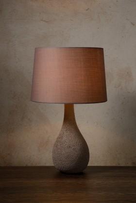 Polli - lampička, 40W, E14 (hnědá)