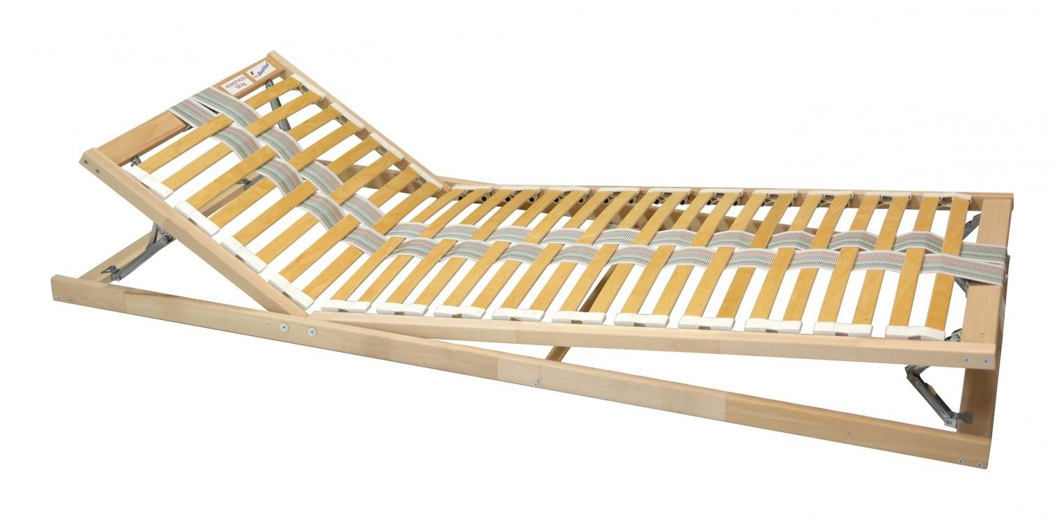 Polohovací Rošt Double expert - 90x200 cm, polohovací, lamely 35