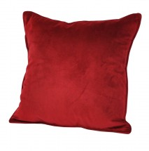 Polštář (50x50 cm, červená)