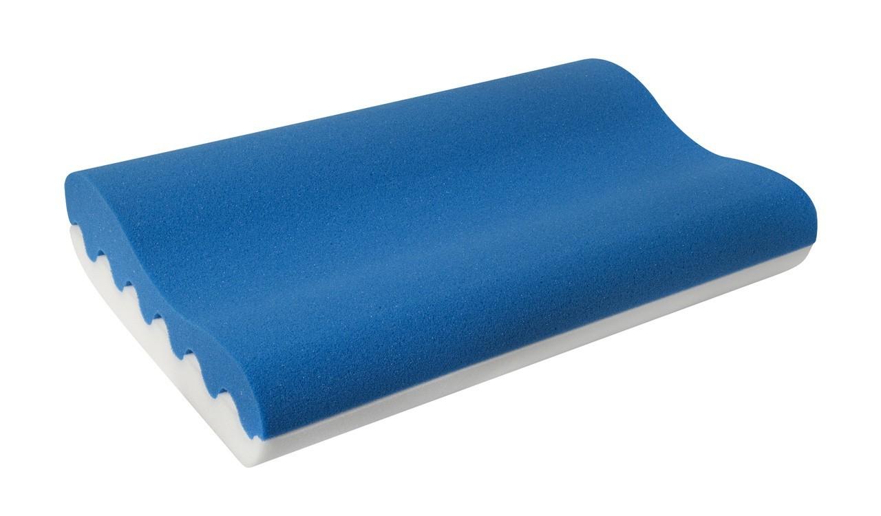 Polštář Blu - Polštář, 60x40x12 (potah lurex)