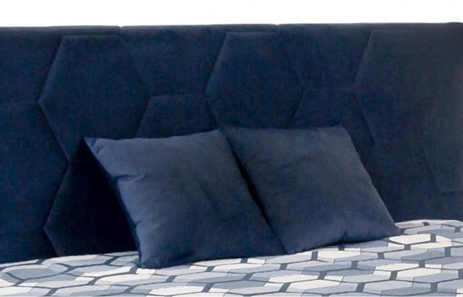 Polštář Set polštářů Hexa (2 ks, 40x40 cm)