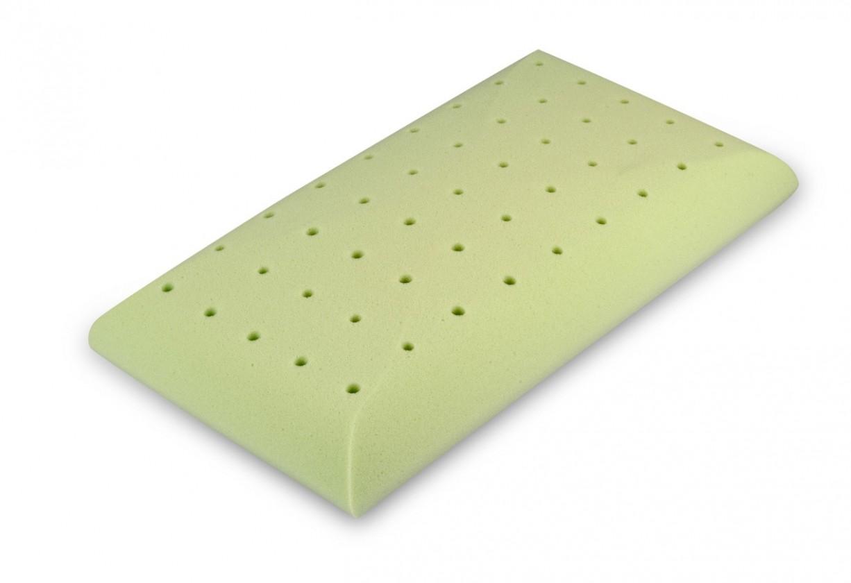 Polštář Sleep - Polštář, 60x32x12 (potah modal)
