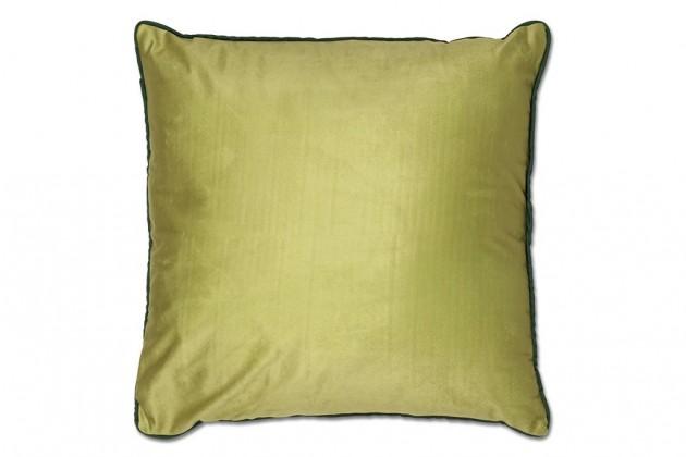 Polštáře Polštář Lime (45x45 cm, světle zelená)