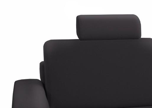 Polštářky k sedacím soupravám Enzo - Opěrka hlavy (eko kůže)