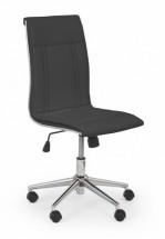 Porto - Kancelářská židle, nosnost 90 kg (černá)
