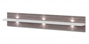 Portoriko - Typ 17 (bílá/bílá vysoký lesk/dub truffel)