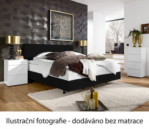Postel Boxspring Even 200x180 (alaska A118)
