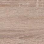 Postel Uno 160x200, dub bardolino, vč. roštu a úp, bez matrace