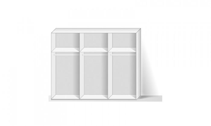 Posuvná Match Up - Korpus skříně (alpská bílá)