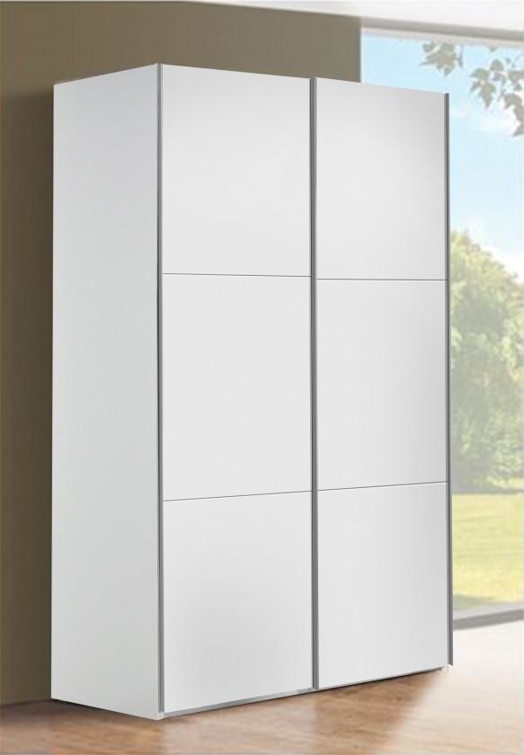Posuvná TRIO1 - Skříň, 152x213x67 (bílá)