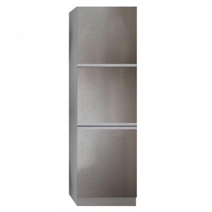 Potravinové skříně a ostrůvky Potravinová skříň ke kuchyni Metalica