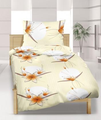 Povlečení bavlna 140x200 (orchidej)