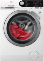 Pračka s předním plněním AEG ProSteam L7FBE48SC, A+++, 8 kg + Ochranný sáček na boty do pračky a sušičky