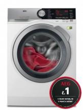 Pračka s předním plněním AEG SoftWater L9FEC49SC, A+++, 9 kg